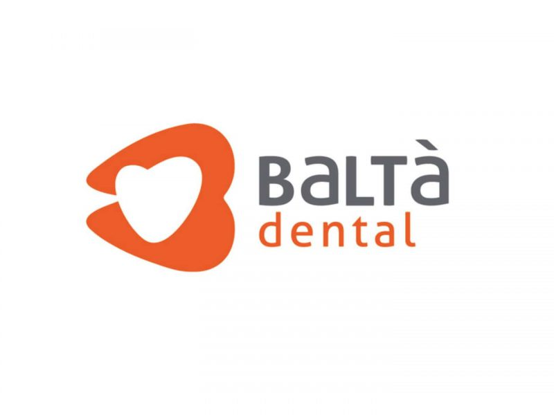 Nova Identitat Corporativa Clínica Baltà Dental