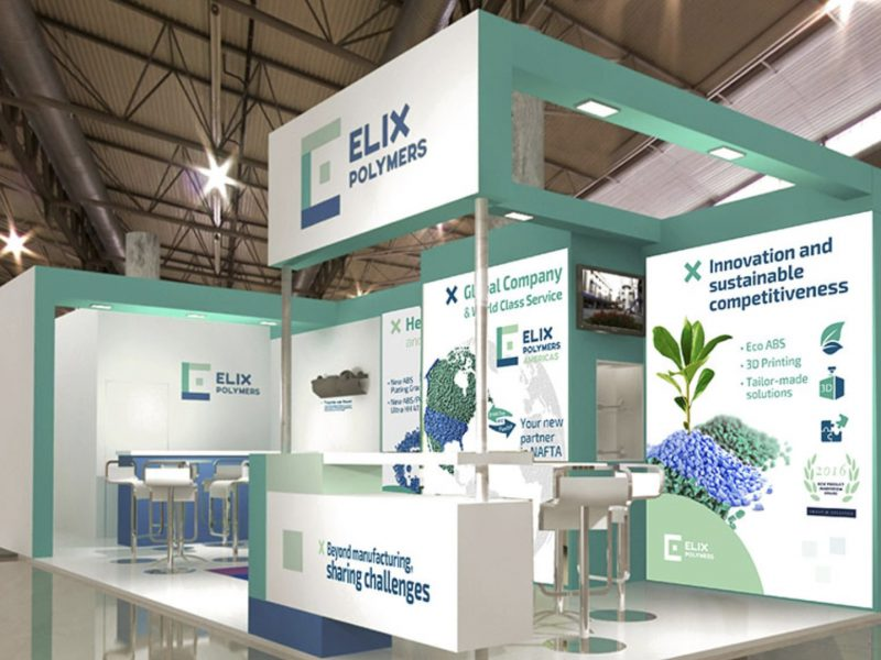 Stand ferial para Elix Polymers